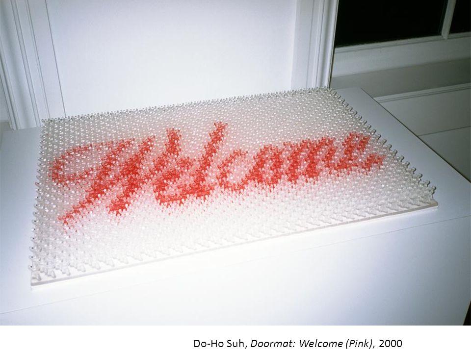 Do- Ho Suh, Floor; det., 1962-1997-2000