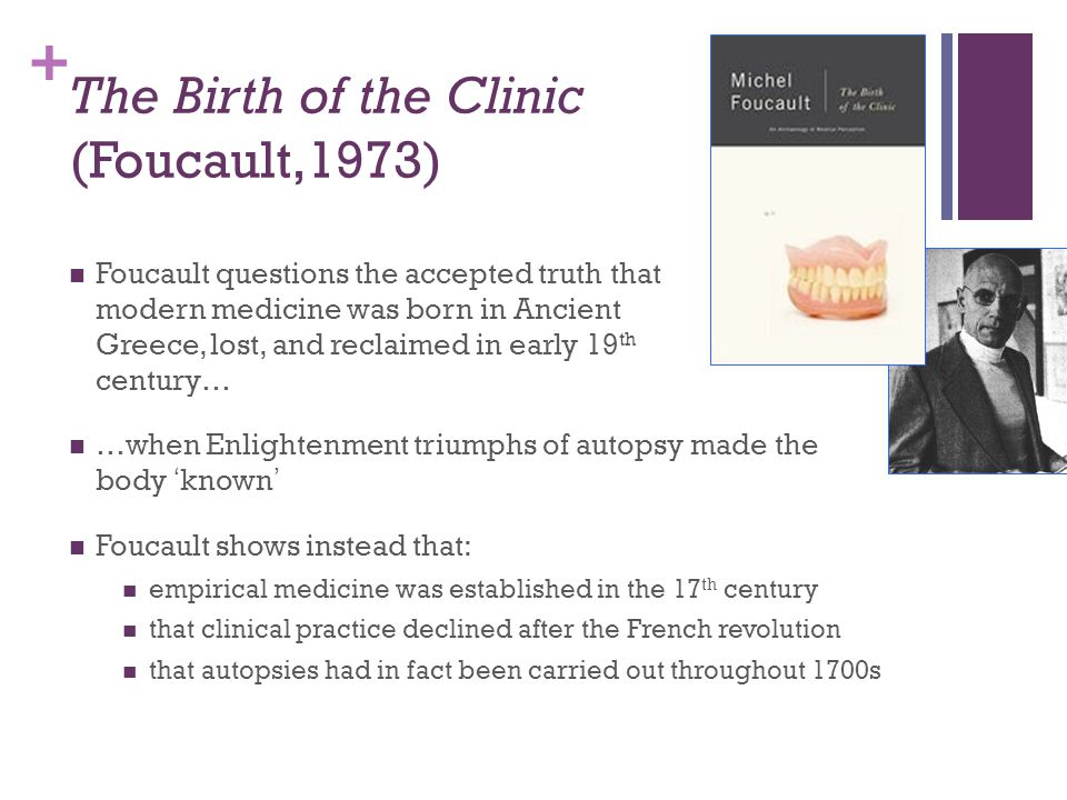 + Week 2: Biomedicine and the Birth of the Clinic Ferzacca, Steve.