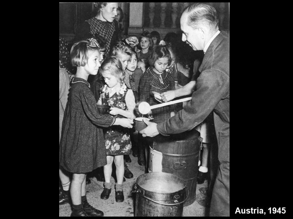 Austria, 1945
