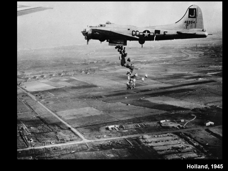 Holland, 1945