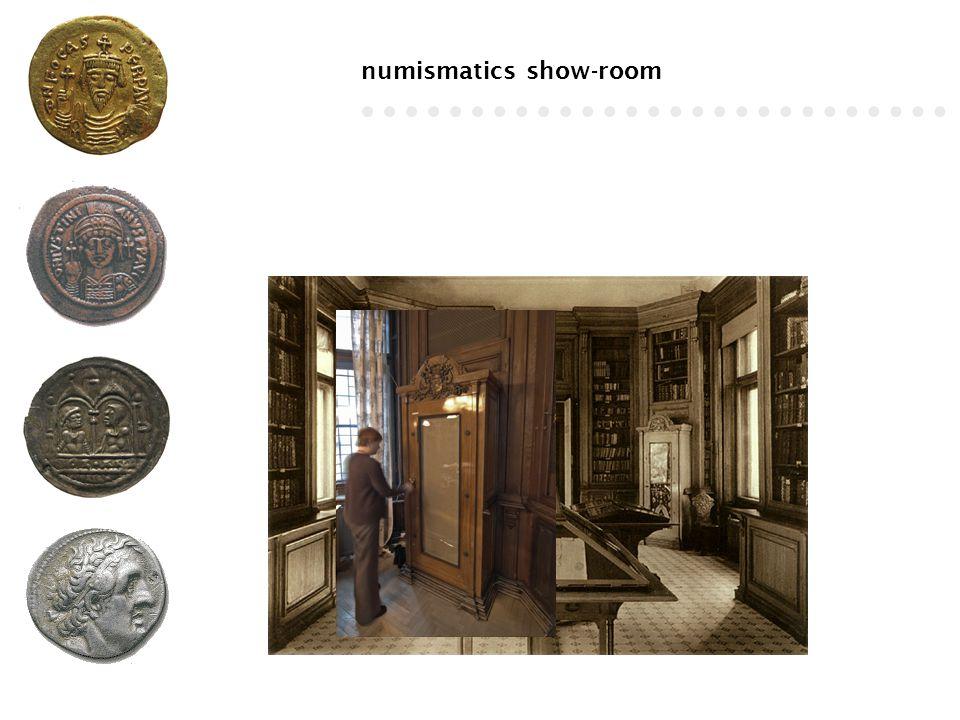 numismatics show-room