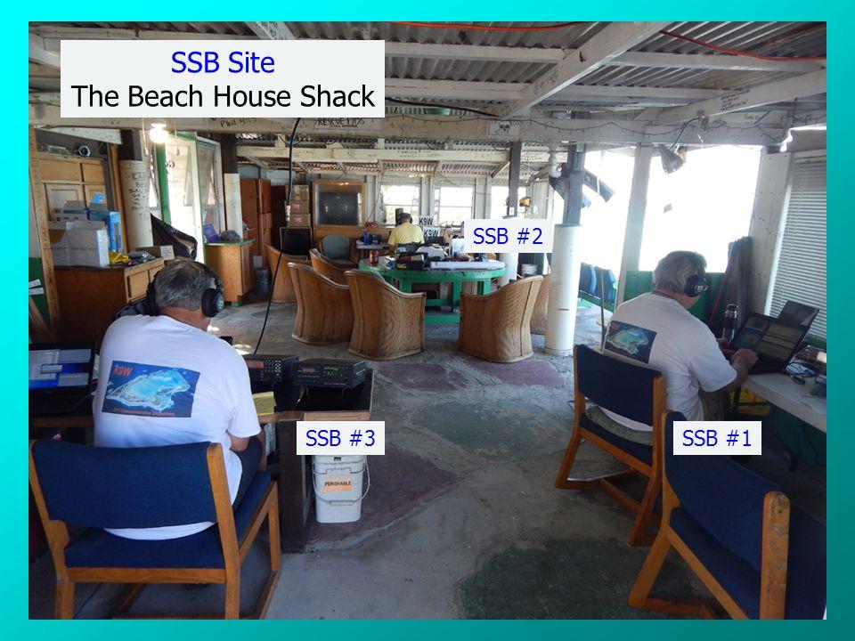 SSB Site The Shack 8-element 6M Yagi