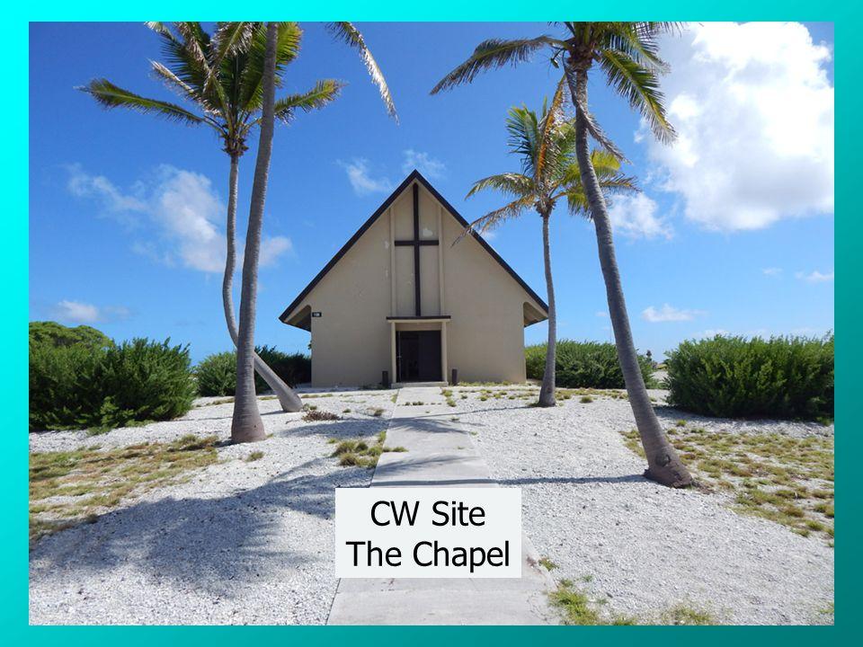 Chapel CW Site Runway Wake Terminal Pacific Ocean