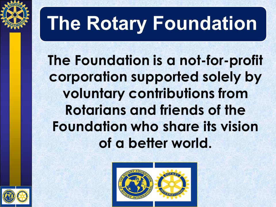 Key Points to Remember  Community Needs Identified  Local Support Evident  Six Areas of Focus  Peace & Conflict resolution  Disease Prevention/Control  Water & Sanitation  Maternal & Child Health  Basic Education & Literacy  Economic & Community Development  Project is Sustainable  Measurability  Active Rotarian Involvement