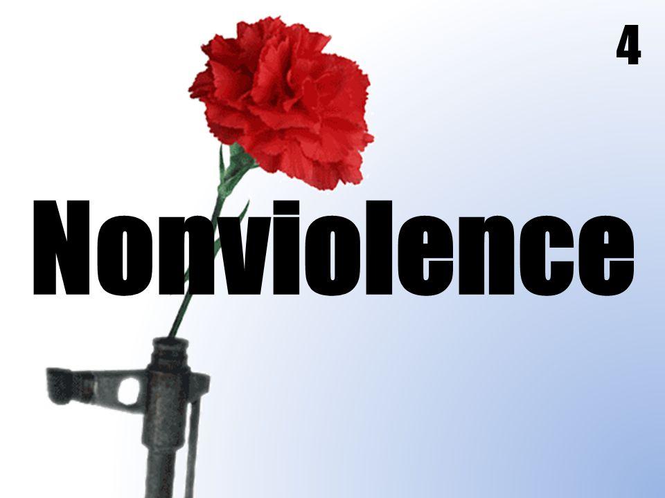 Nonviolence 4