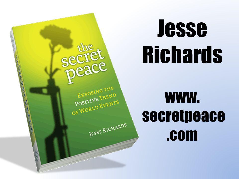 Jesse Richards www. secretpeace.com