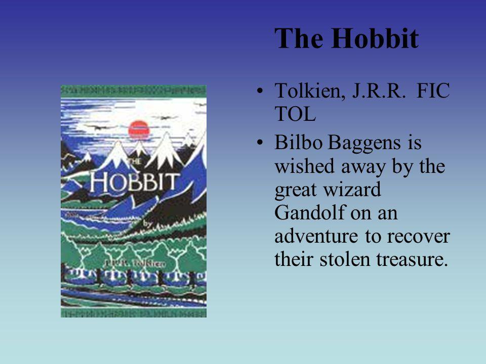 The Hobbit Tolkien, J.R.R.