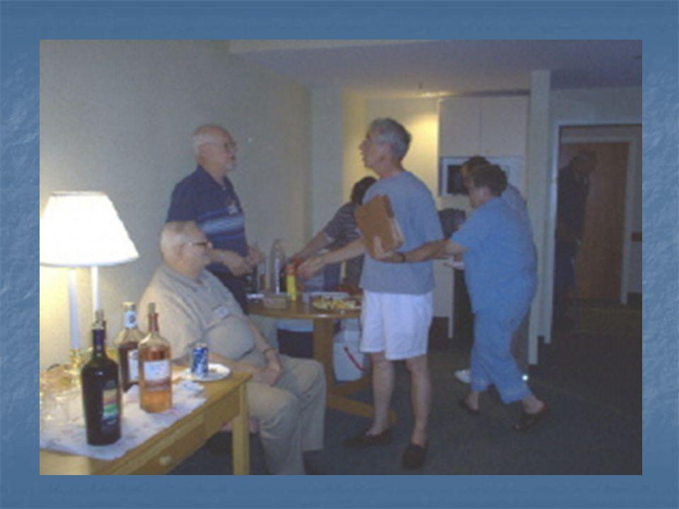 One of the genealogy meetings.