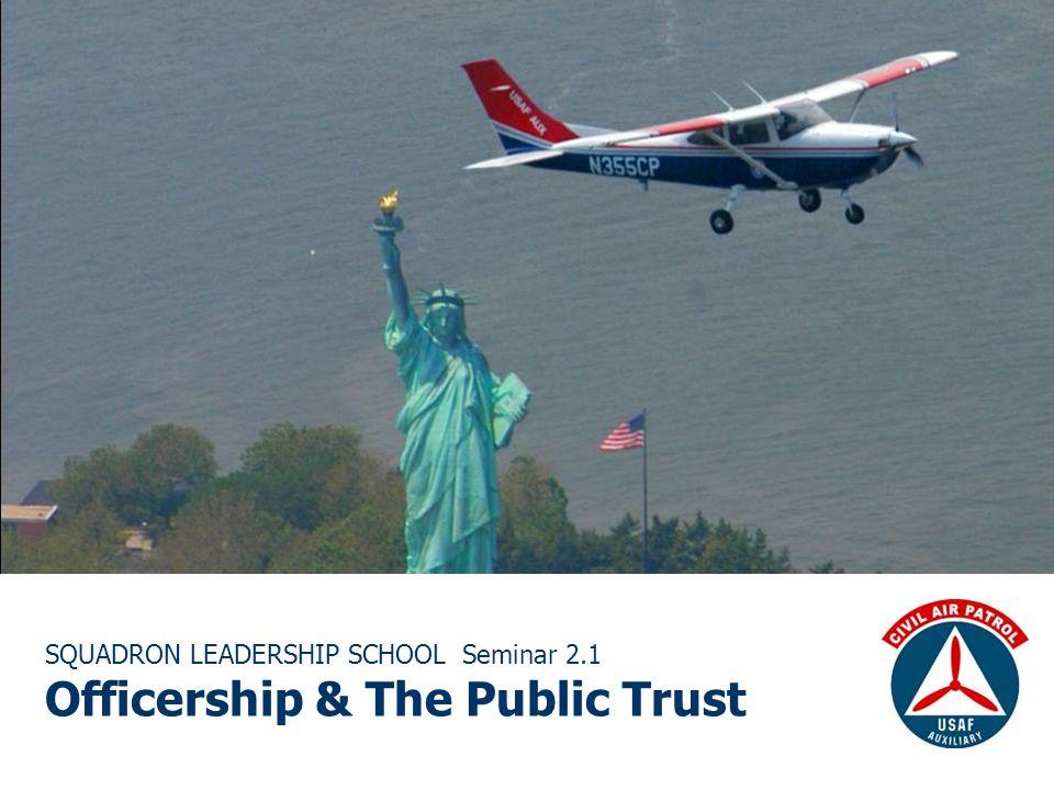 Introduction When a man assumes a public trust, he should consider himself as public property. - Jefferson