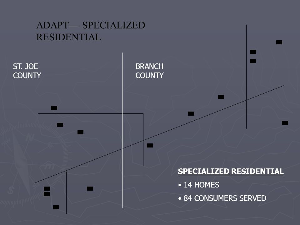 ADAPT— SPECIALIZED RESIDENTIAL ST.