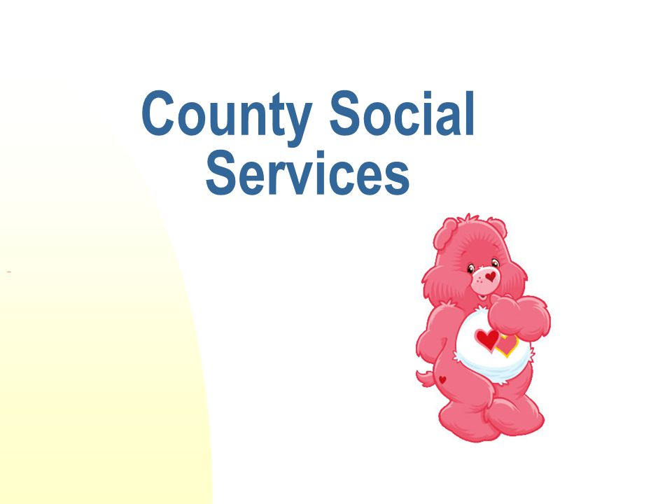 County Social Services
