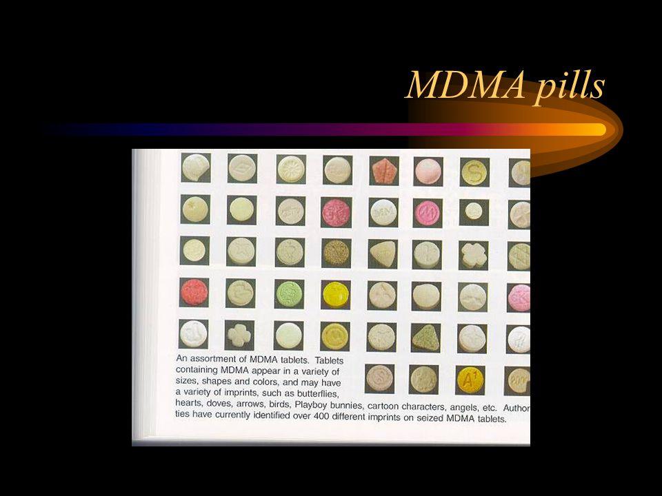 MDMA pills