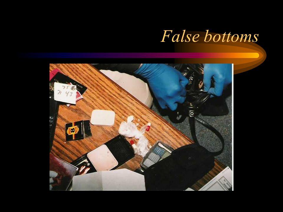 False bottoms