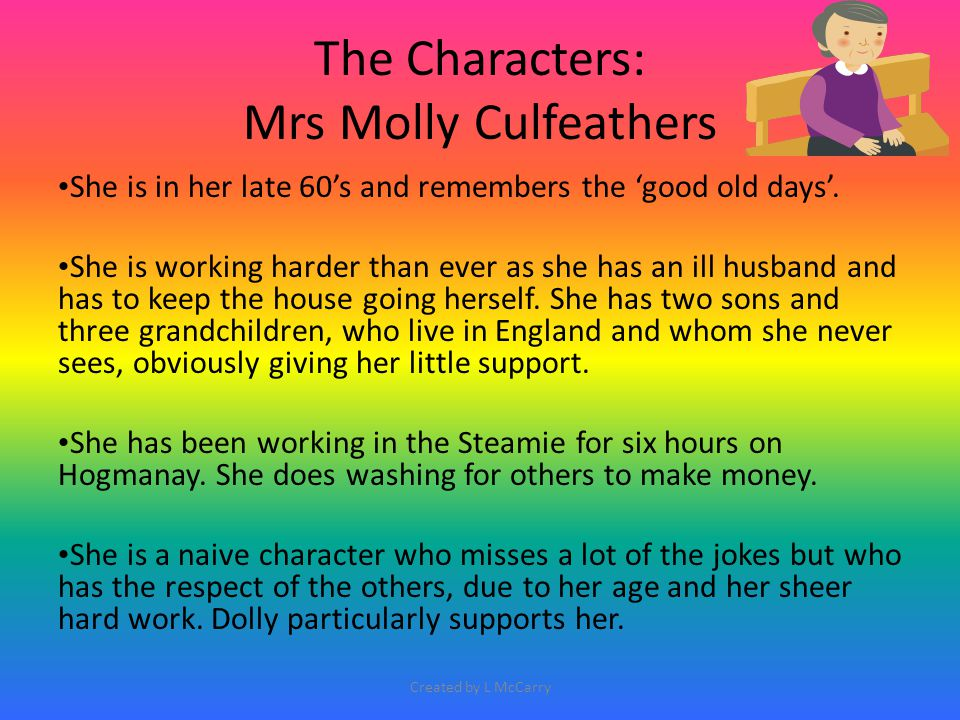 'The Steamie' On the following slides you will find some basic notes to help you to start thinking of creating your own quotes and examples to illustrate the 'Issues of Gender' represented in the play.