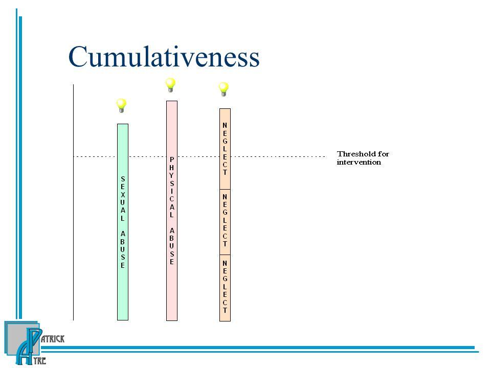 Cumulativeness