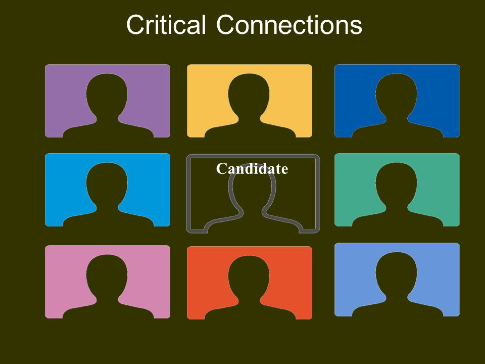 Critical Connections Candidate