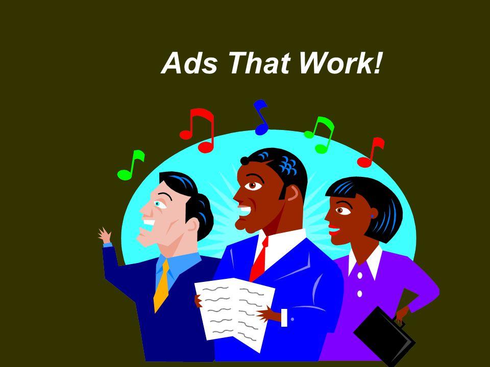 Ads That Work!