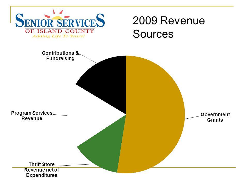 2009 Revenue Sources
