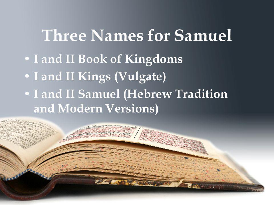 Outline of I Samuel: David Narrative – Chapters 16- 31  David meets Goliath 17:31-54