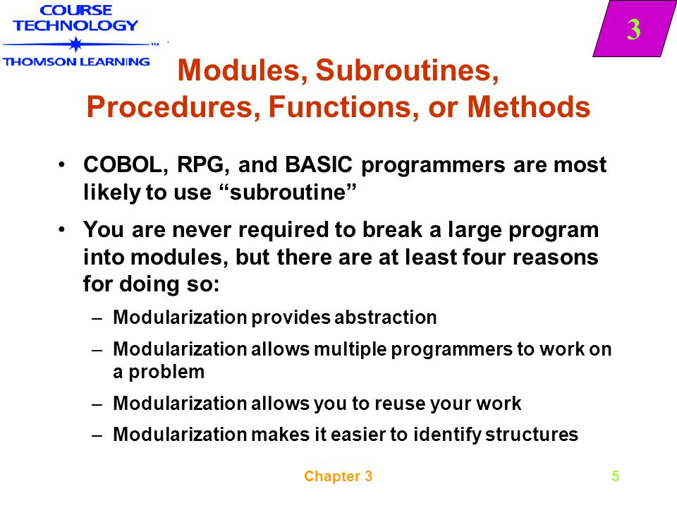 3 Chapter 326 An Organizational Hierarchy Chart