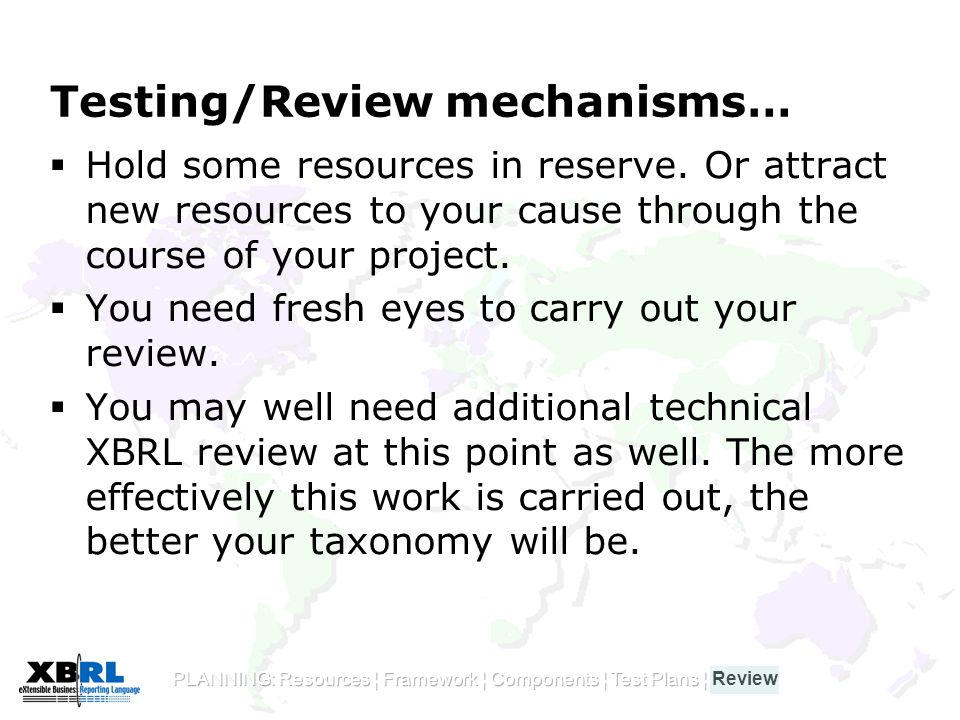 Approval Workflow: Legals  The taxonomy development team has a few key legal obligations to keep in mind.