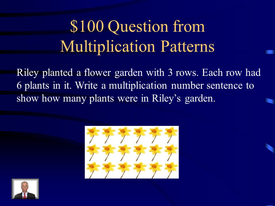 $500 Answer from Geometric Patterns