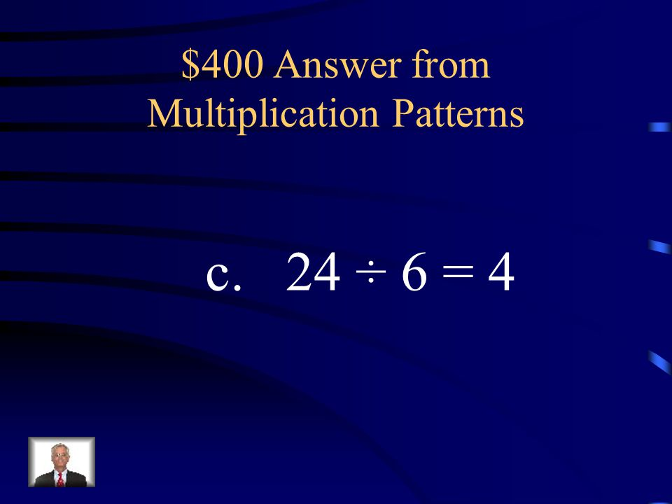 $400 Question from Multiplication Patterns There were 4 volleyball teams in a tournament.