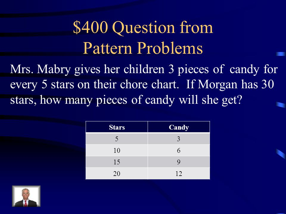 $300 Answer from Pattern Problems 9 tacos