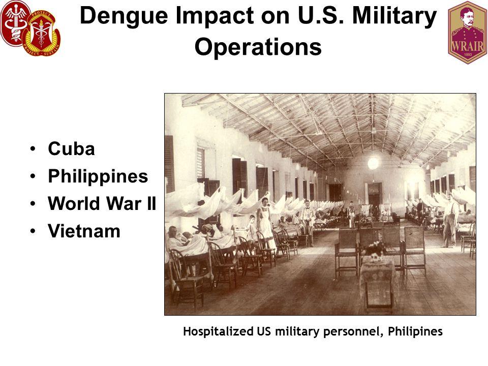Dengue Impact on U.S.