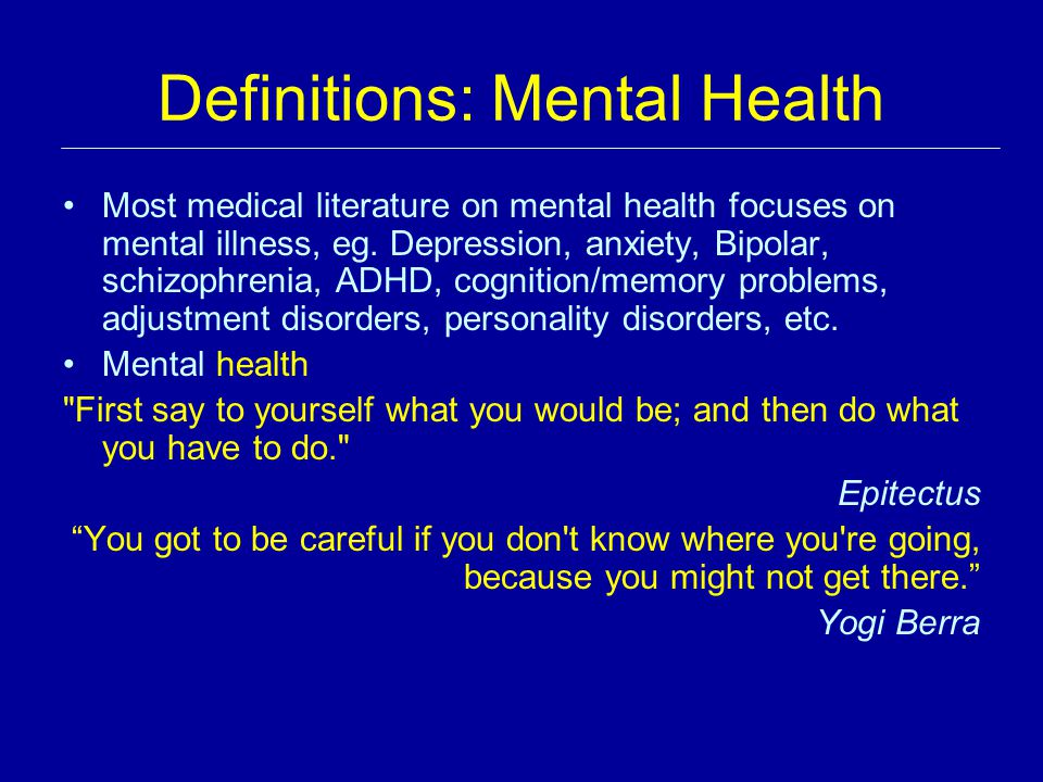 Depression SUMMARY 1 Listen to patients and families Negotiate clear goals and agreements Support healthy lifestyle, including sunshine, sleep, exercise, nutrition (supplement when necessary), appreciation and stress management