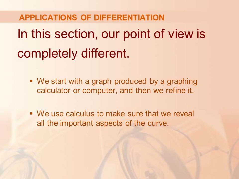Draw the graph of the function in a viewing rectangle that contains all the important features of the function.
