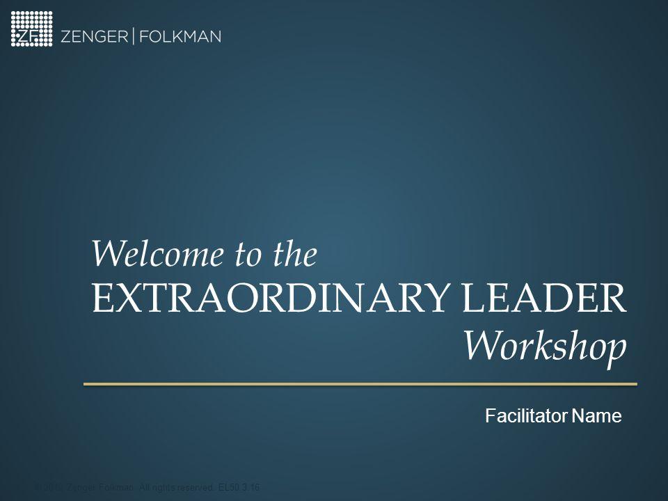 © 2012 Zenger Folkman Leadership Tent Model (Comparison of Rater Groups) 42
