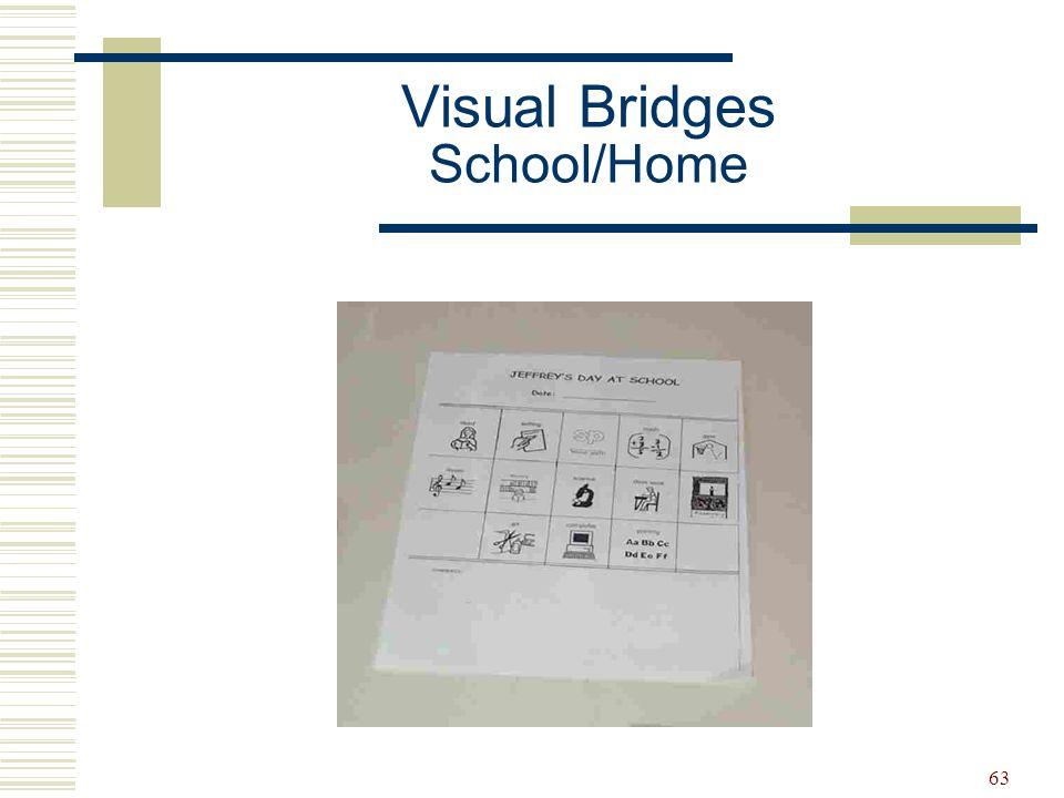 63 Visual Bridges School/Home