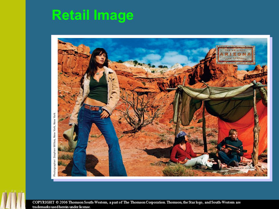 COPYRIGHT © 2006 Thomson South-Western, a part of The Thomson Corporation.