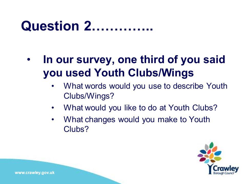 Question 2…………..