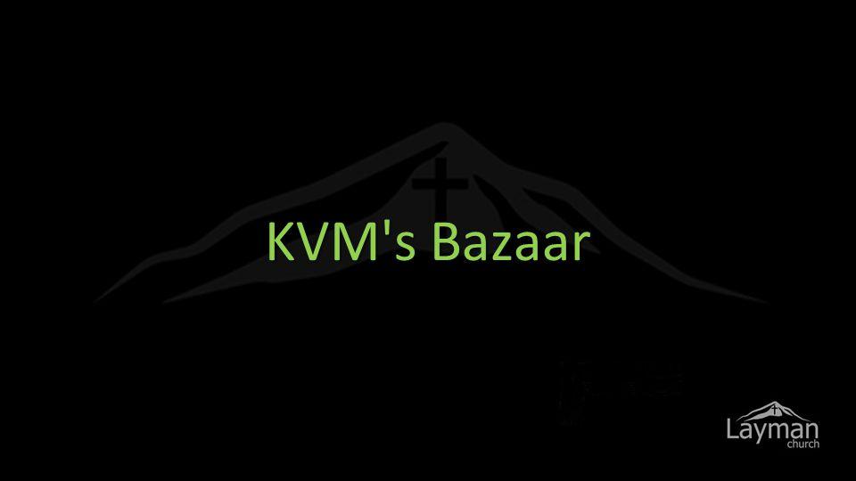 KVM s Bazaar