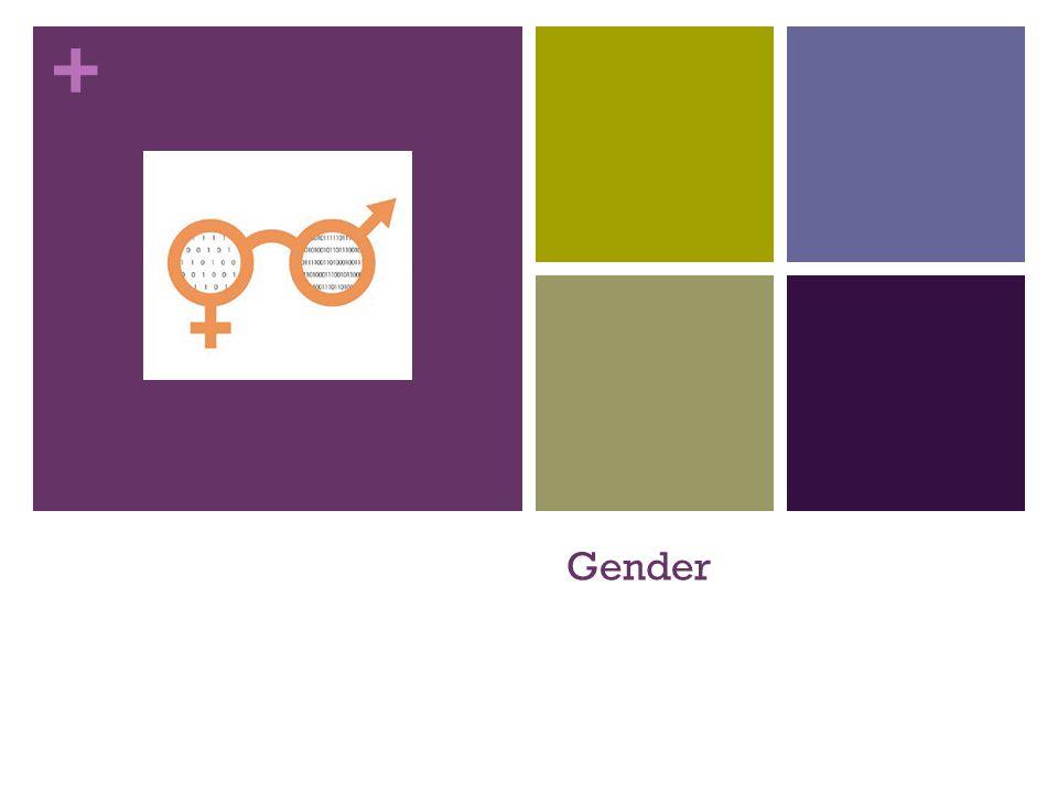 + Gender