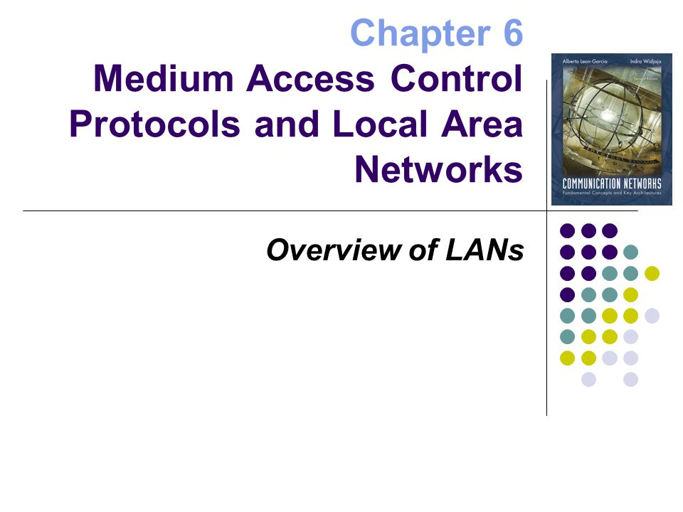 Overview of LANs