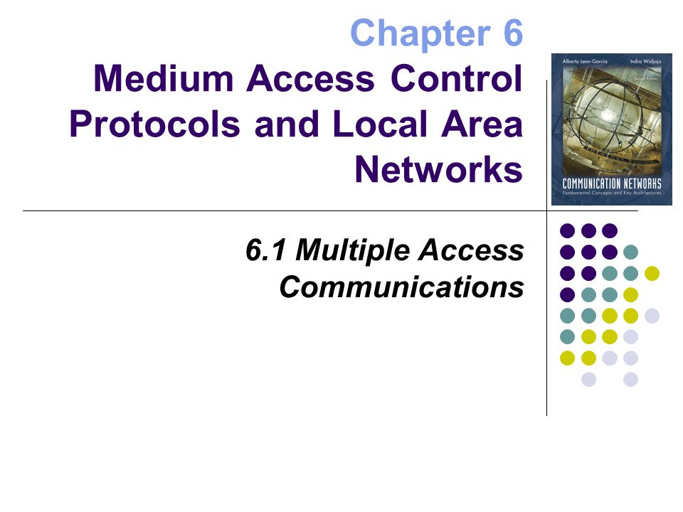 Medium Access Control Sublayer In IEEE 802, Data Link Layer divided into: 1.