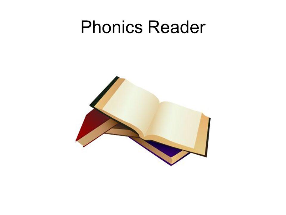 Phonics Reader