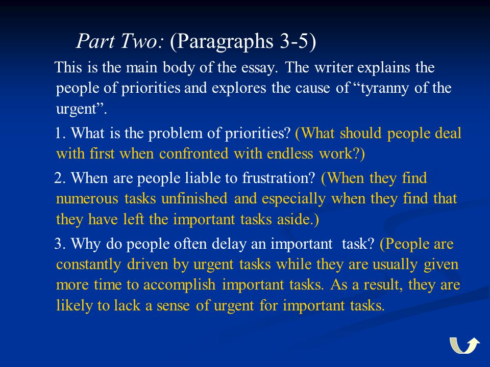 Is the five paragraph essay really just a shackle for your thoughts and ideas?