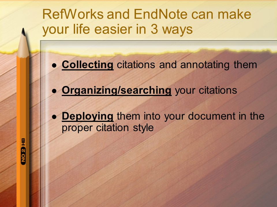 Important points Today's session is an overview Please see citing sources link on the library web siteciting sources Search google for answers (e.g., Zotero vs Endnote) In addition to the library site, check the www.princeton.edu/~proschol site for sessions and clinics www.princeton.edu/~proschol