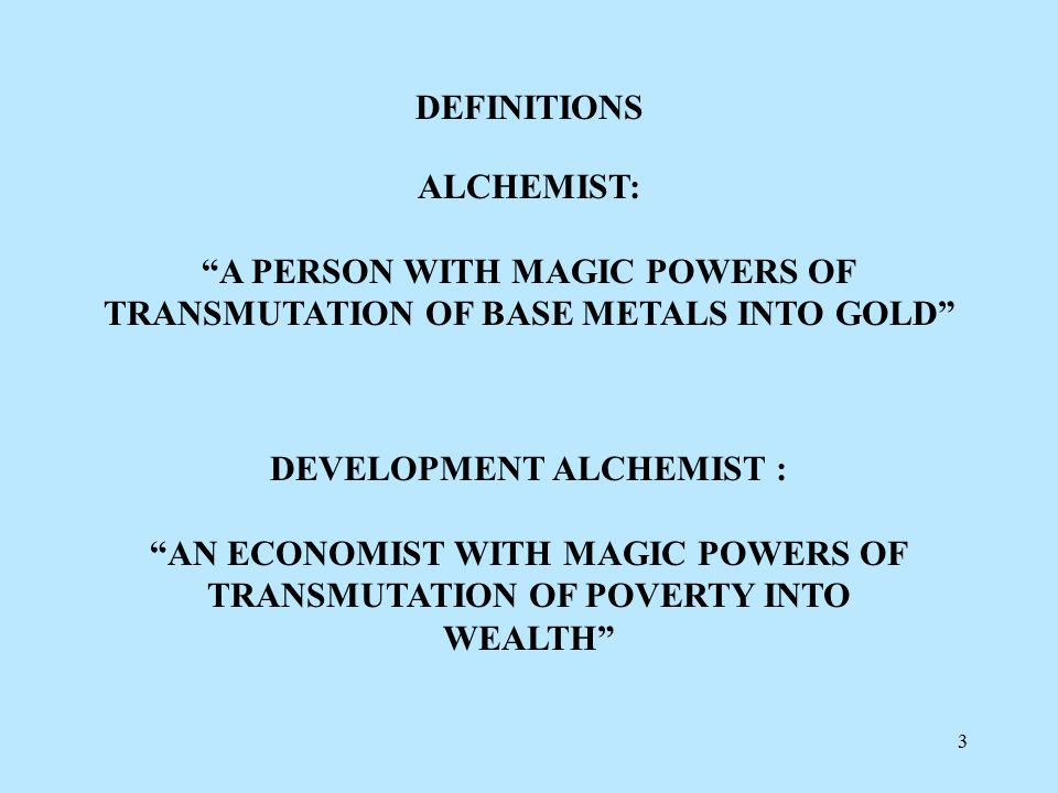 23 ERIK'S SECOND PRINCIPLE OF ALCHEMY USE SAM PATHS MULTIPLIERS TO INCREASE THE INCOME OF THE POOR