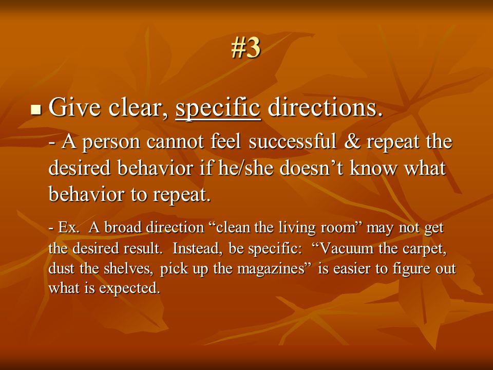 #4 Stay Calm.Use a Calm voice. Stay Calm. Use a Calm voice.