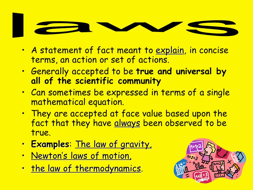 explainA statement of fact meant to explain, in concise terms, an action or set of actions.