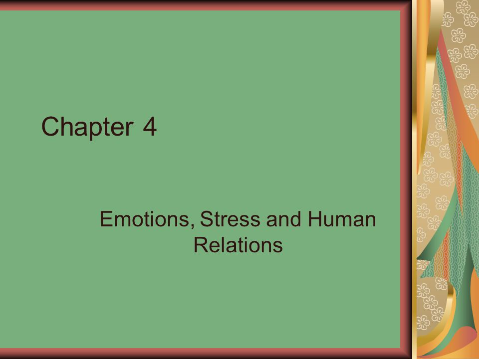 Research on Emotions Ignored emotion, preferred rational thought Amygdala is linked to fear and anger Positive emotions, left hemisphere; negative emotions, right hemisphere Brain chemicals affect emotions Facial expressions affect emotions