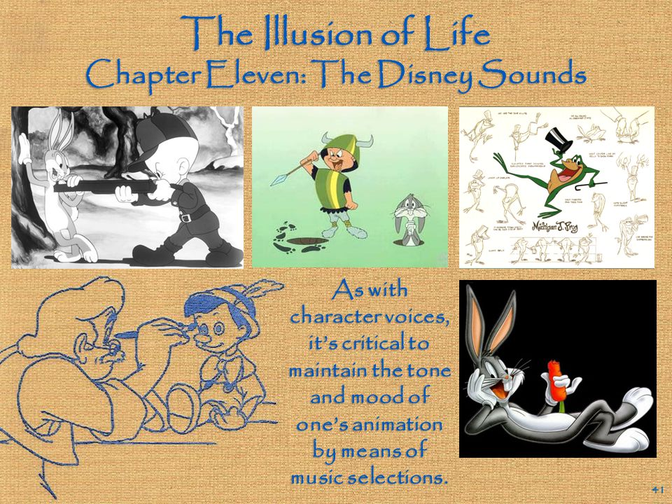 The Illusion of Life Chapter Ten: How to Get It on the Screen 40 Simplifying the tedious chore of hand-inking sketches for scenes was the motivation behind the xerographic process.