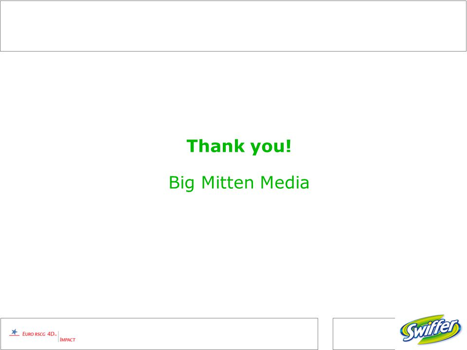 Thank you! Big Mitten Media