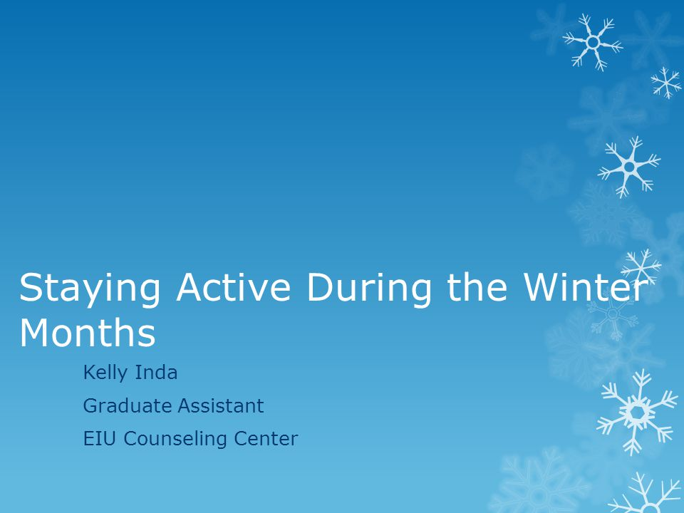 Seasonal Affective Disorder (SAD)  Type of depression that is related to changes in the seasons  Most often appears during the late fall or early winter and continues during the darker winter months  Don't just brush it off as a seasonal funk .
