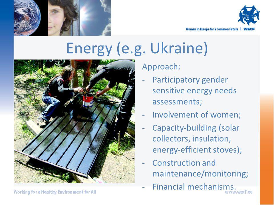Energy (e.g.